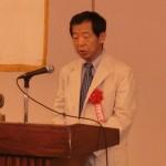 副会長の畑林隆宏さん